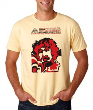 Frank Zappa Shirt Oversize...