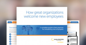 ... Anyone New Lately? Five Onboarding Practices to Welcome New Employees