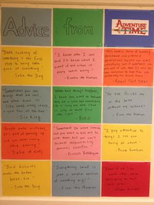 finn the human Adventure Time Princess Bubblegum quotes motivation ...