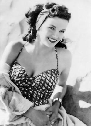 1940-1950's Bikini Models