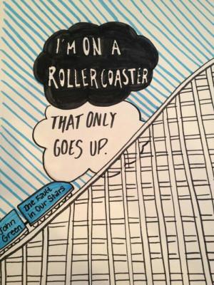 Augustus WatersTfios, Augustus Waters, Quotes, Rollers Coasters, Stars ...