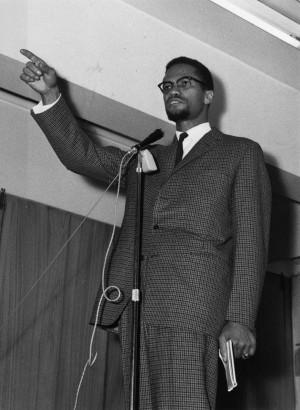 Malcolm X (1925 - 1965)