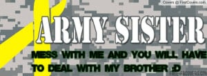 Army Sister cover