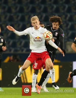 UEFA Europa League Red Bull Salzburg 5 vs 1 Astra Giurgiu