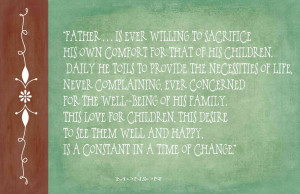 Famous Happy Fathers Day Quotes