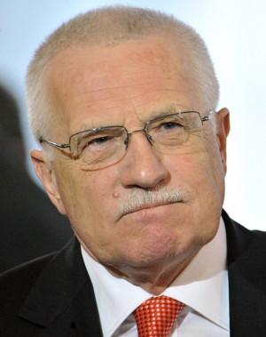 Prezident Clav Klaus Cht...