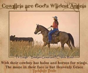 Cowgirls gods wildest angels