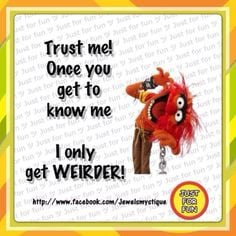 Showing Gallery For Animal Muppet Quotes