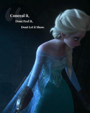 Disney's Queen Elsa: an Intj.