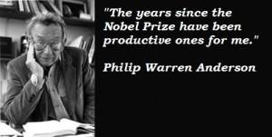Philip warren anderson famous quotes 4