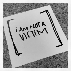 Home » Blog » Stop Being a Victim