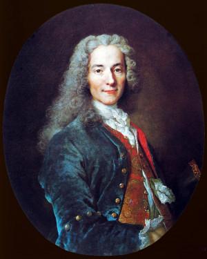 Voltaire » défini et expliqué aux enfants par les enfants.
