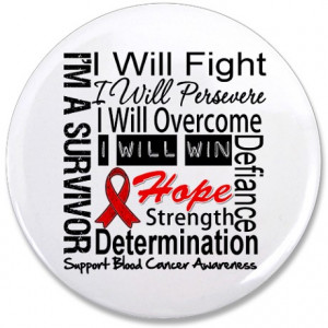 blood cancer gifts blood cancer buttons blood cancer persevere 3 5 ...