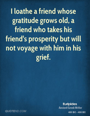 Gratitude Quotes for Friends