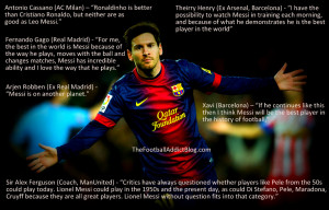 Lionel Messi Quotes Quote