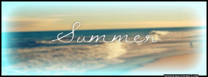 cover tropical paradise white sands summer time quote timeline cover
