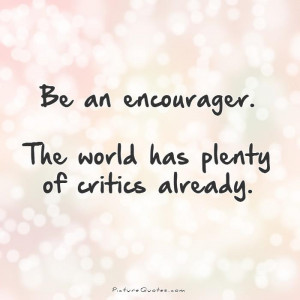 inspirational quotes about criticism