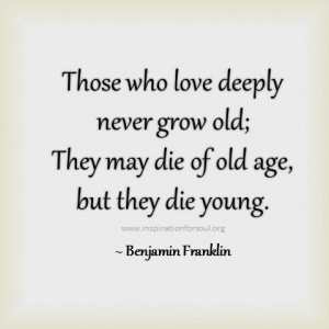 Quotes About Love In Old Age