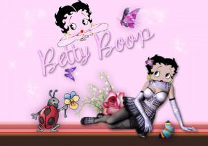 Betty Boop HD Wallpaper