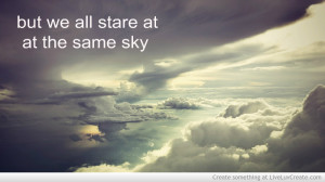 Related Pictures beautiful sky view with life quotes modernlifepix