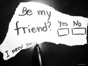 friend, need, paper, pen, photography, quote, write, yes