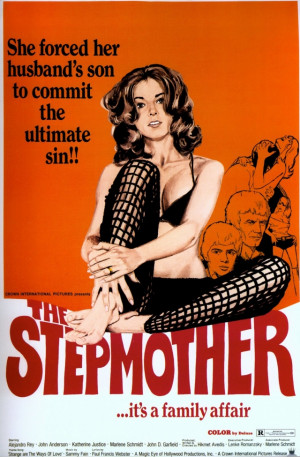 The Stepmother (Impulsion) 1972 movie poster