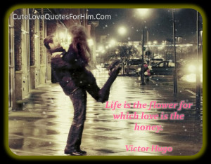 Love quotes and beautiful sayings for him to show your love