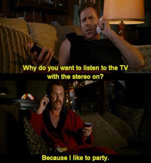 The Ballad Ricky Bobby Will Ferrell John Reilly