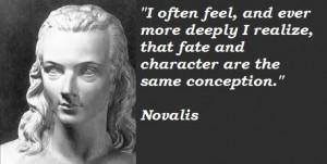 Novalis famous quotes 5