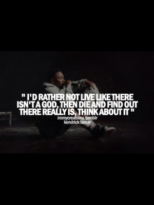 Kendrick Lamar Strength quotes