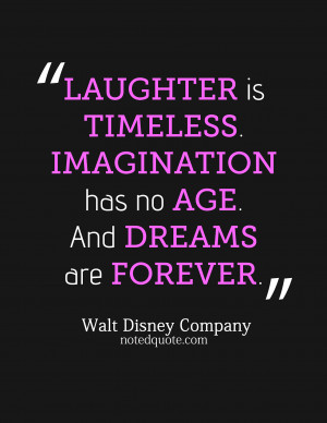 Walt Disney Quote From Meet The Robinsons Walt disney meet the ...