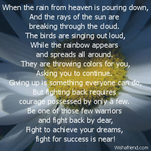 anniversary in heaven poems