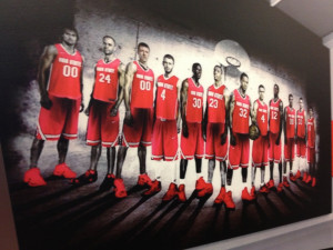 Ohio State Basketball Team