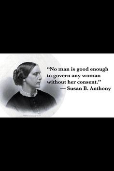 why is susan b anthony extraordinary she stood up for women s rights ...
