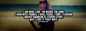 Am Who I Am Profile Facebook Covers