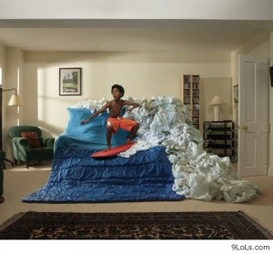 Indoor surfing - Funny Pictures, Funny Quotes, Funny Videos - 9LoLs ...