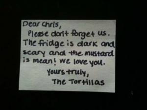 Humorous Lunch Notes Pics