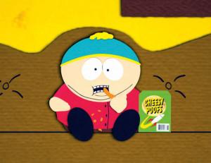 Eric Cartman's Iron Fist of Authority Photo Gallery