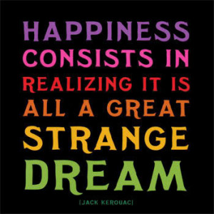 Strange Happy Dream Picture