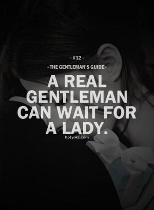 Gentleman's Guide credits to Hplyrikz   via Tumblr