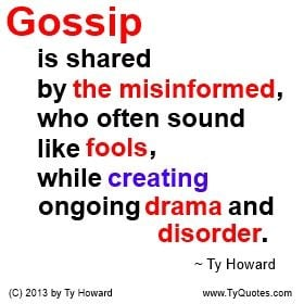 Workplace Gossip Quotes. QuotesGram  Workplace Gossi...
