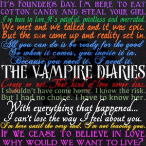 vampire_diaries_quotes_maternity_tank_top.jpg?color=Black&height=460 ...