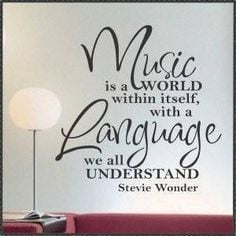 ... quotes wall quotes mp3 player music rooms inspiration quotes stevie