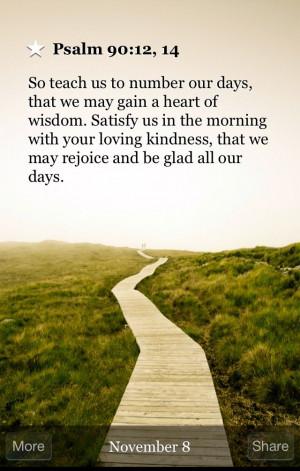 Verses Mornings, Vers Mornings, Bible Verses, Favorite Vers
