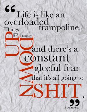 Free Download Dylan Moran Quotes Wallpaper
