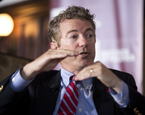 Rand Paul: There is a secret plot to merge the United States with ...