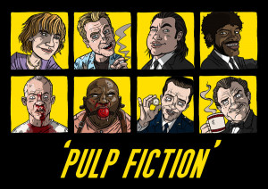 Pulp Fiction Quote-Along at The Drafthouse