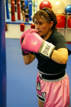 Kickboxing Women Is kickboxing too hard,