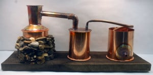 Copper Moonshine Still Jim Tom