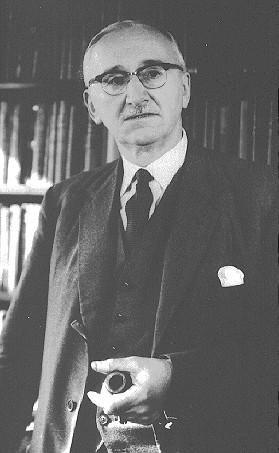 Image of Friedrich von Hayek